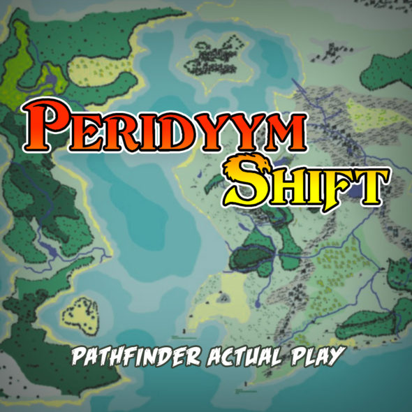 Peridyym Shift Ep 001: The Mission Guild