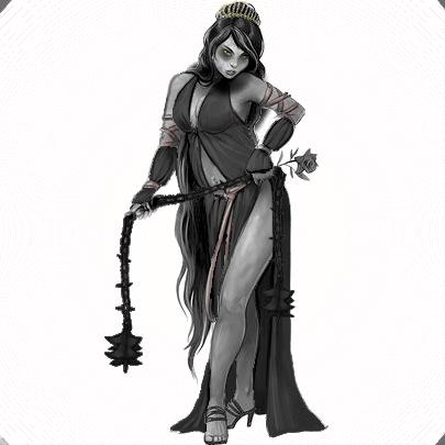 Ep 135 Almarin Vin Pt 12: Bizzaro Goddess
